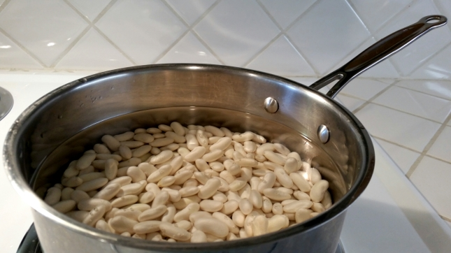 Boil Cannellini Beans